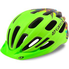 Giro Hale Cykelhjelm Børn, matte lime